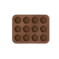 Формы для шоколада Розочки Tescoma DELICIA CHOCO 629360 - фото