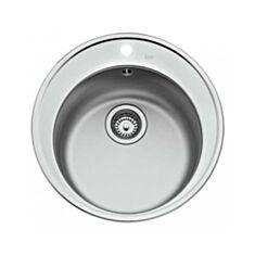 Кухонна мийка Тека Basico 510 10124021 51*51 см - фото