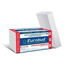 Пенопласт Евробуд 25 Silver 1000*500*30 мм - фото
