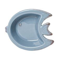 "Піала ""Риба"" блакитна 106335 12*11 см - фото"