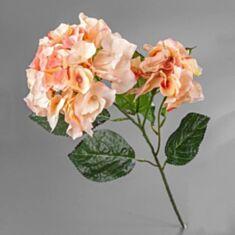 Штучна квітка Гортензія 038F/pink 80 см