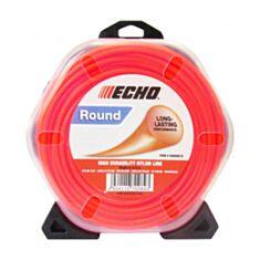 Леска для триммера Echo круглая 2 мм 12 м - фото